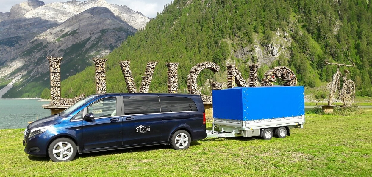 Bike Shuttle - Taxi Livigno